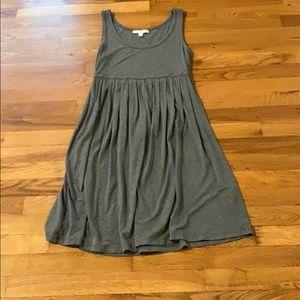 Gray Lucy & Laurel dress, Medium
